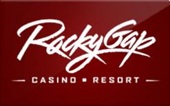 Buy Rocky Gap Resort Gift Card