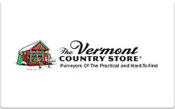 Sell Vermont Country Store Gift Card