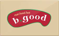 Sell b.good Gift Card