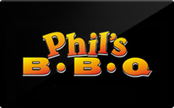 Sell Phil's BBQ Gift Card