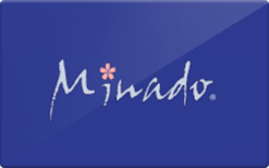 Sell Minado (East Norriton Only) Gift Card