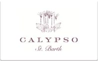 Buy Calypso St. Barth Gift Card