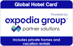Sell Global Hotel Card Powered by Expedia Gift Card