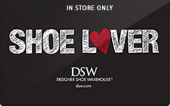 Sell DSW (In Store Only) Gift Card