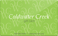 Sell Coldwater Creek Gift Card