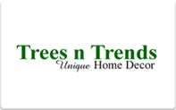 Buy Trees n Trends Gift Card