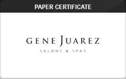 Sell Gene Juarez (Paper Certificate) Gift Card