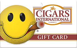 Sell Cigars International Gift Card