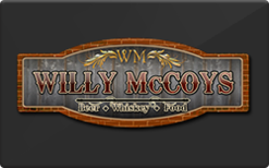 Sell Willy McCoy's Gift Card
