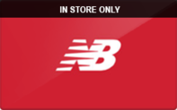Buy New Balance (In Store Only) Gift Card