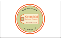 Sell Greenfield Ice Cream Company Gift Card