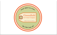 Buy Greenfield Ice Cream Company Gift Card