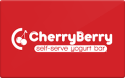 Sell Cherry Berry Gift Card