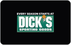 Sell Dick's Sporting Goods Gift Card