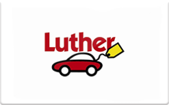 Sell Luther Automotive Group Gift Card