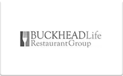Sell Buckhead Life Restaurant Group Gift Card
