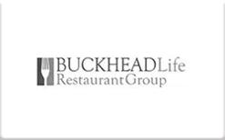 Buy Buckhead Life Restaurant Group Gift Card