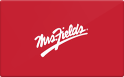 Sell Mrs. Fields Gift Card