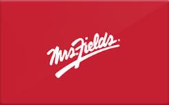 Buy Mrs. Fields Gift Card
