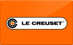 Sell Le Creuset Gift Card