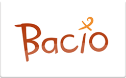Sell Bacio Gift Card