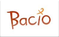 Buy Bacio Gift Card
