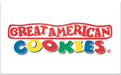 Sell Great American Cookies Gift Card