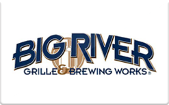 Sell Big River Gift Card