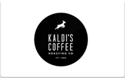 Sell Kaldi's Coffee Gift Card