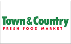 Buy Town & Country Food Market Gift Card
