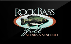 Buy Rock Bass Grill Gift Card