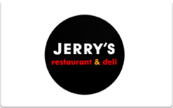 Sell Jerry's Famous Deli Gift Card