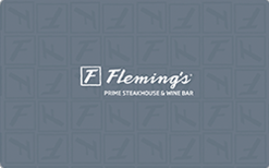 Sell Fleming's (Physical) Gift Card