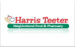 Buy Harris Teeter Grocery Gift Card
