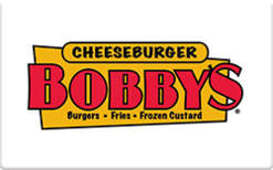 Sell Cheeseburger Bobby's Gift Card