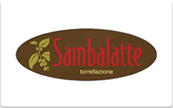 Buy Sambalatte Gift Card