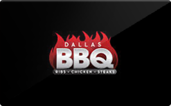 Sell Dallas BBQ Gift Card