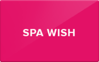 Buy Spa Wish Gift Card