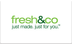 Sell fresh&co Gift Card