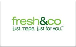Buy fresh&co Gift Card