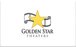 Sell Golden Star Theaters Gift Card