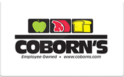 Buy Coborn's Gift Card