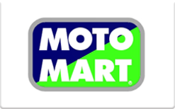 Sell Moto Mart Gift Card