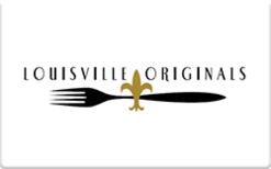 Buy Louisville Originals Gift Card