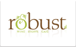 Sell Robust Wine Bar Gift Card