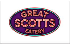 Buy Great Scotts Eatery Gift Card
