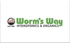 Sell Worm's Way Gift Card