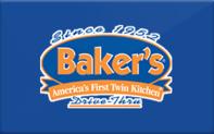 Buy Baker's Drive Thru Gift Card