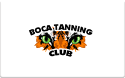 Sell Boca Tanning Club Gift Card