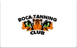 Buy Boca Tanning Club Gift Card
